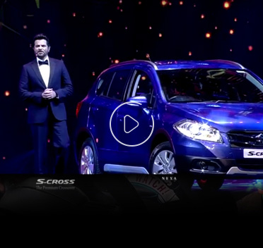 Nexa S-Cross in IIFA